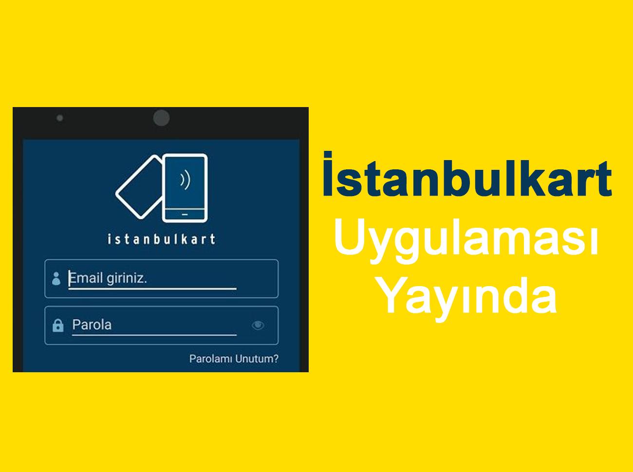 İstanbul Kart Uygulaması
