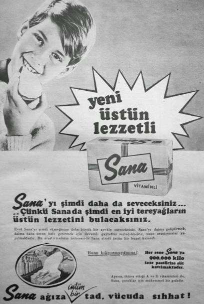 Sana Reklam Afişi