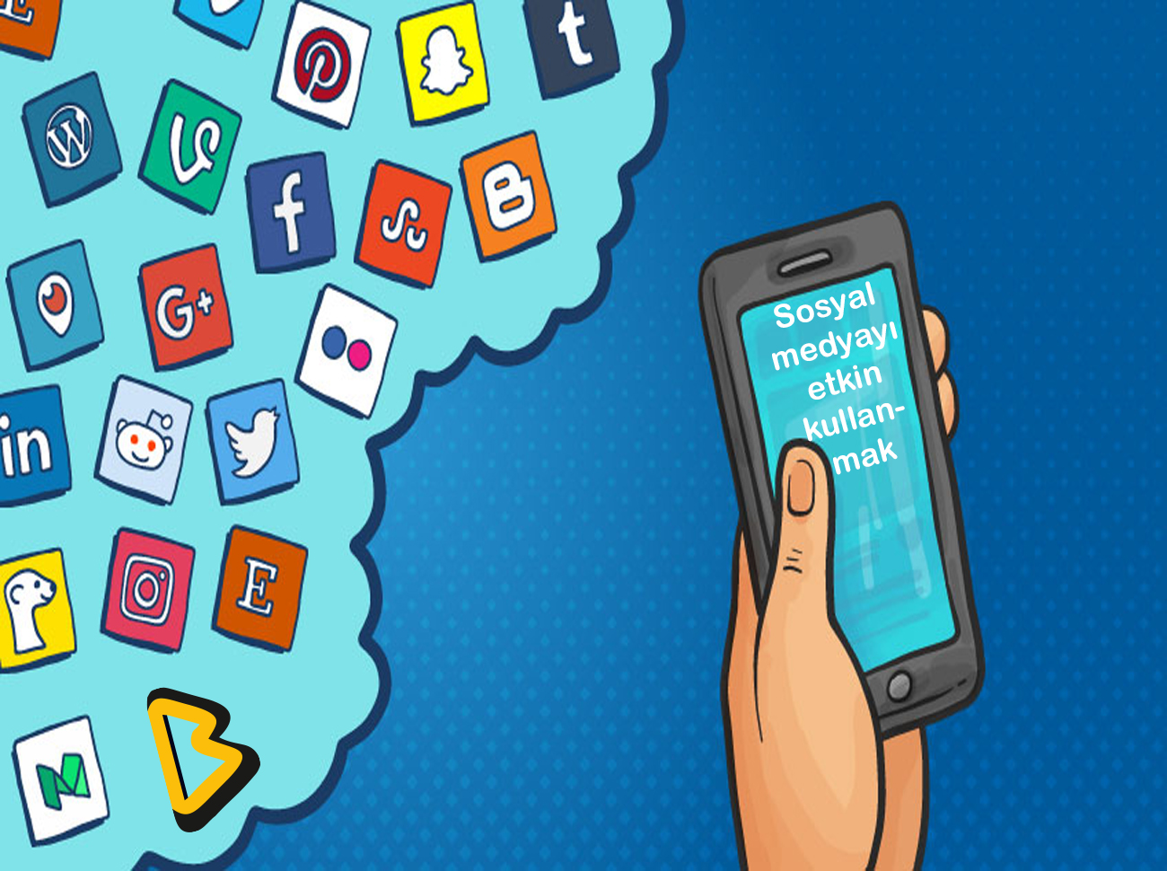 Sosyal Medyayı Etkin Kullanmanın Anahtarı