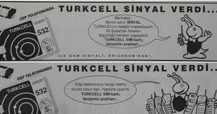 Reklam Afişleri - Turkcell