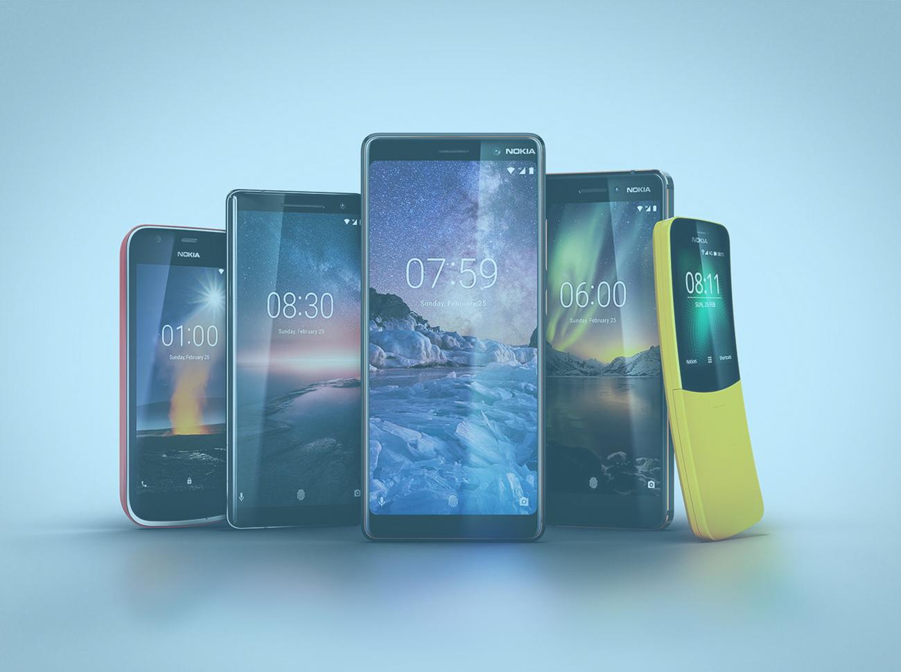 Nokia MWC 2018'in En Çok Konuşulan Markası Oldu