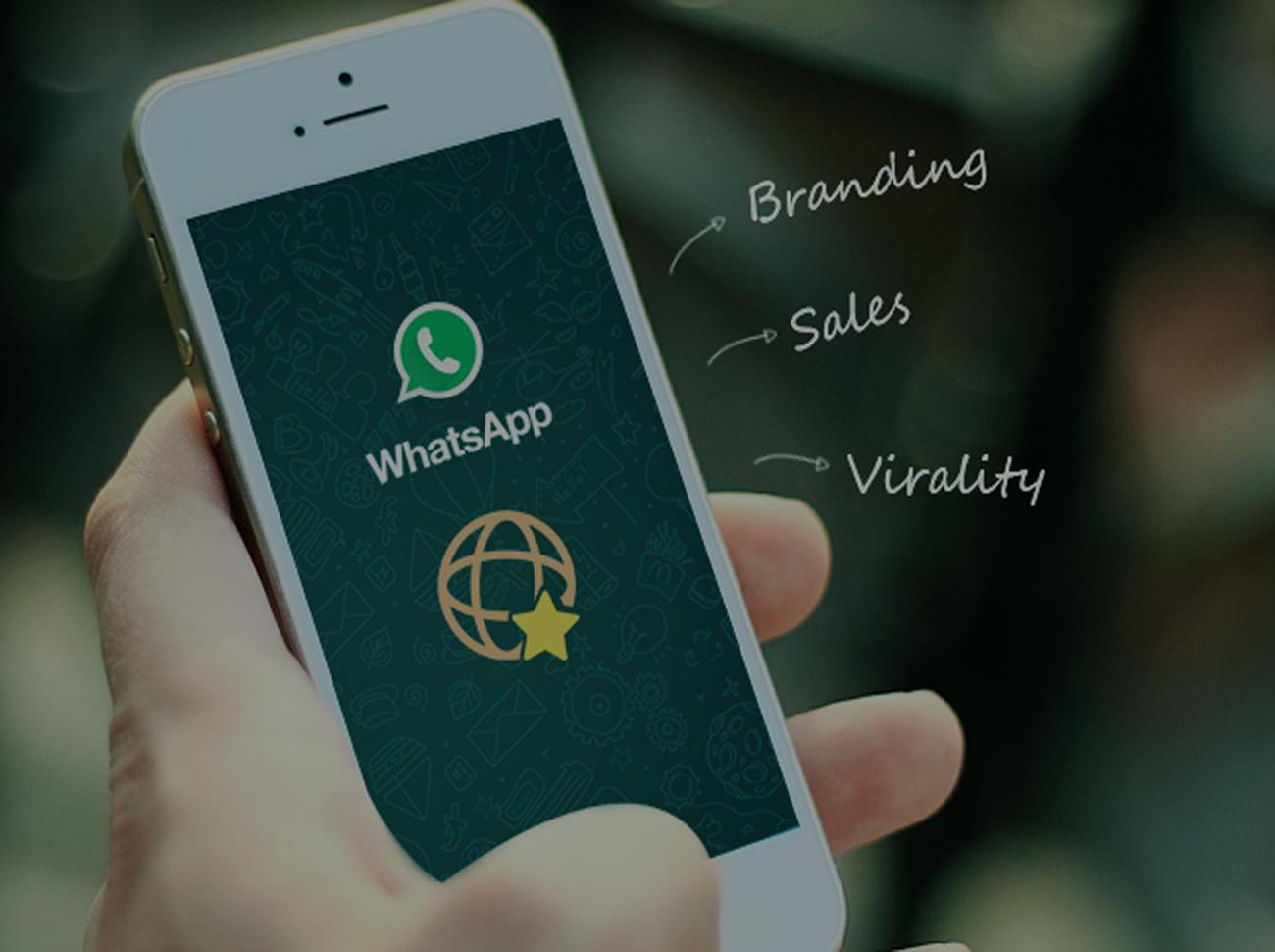 Pazarlamanın Yeni Atardamarı Whatsapp