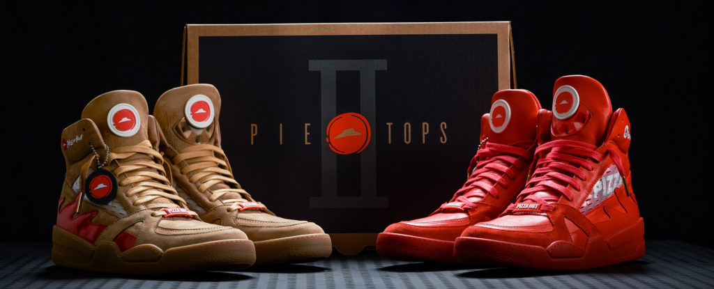 Pizza Hut PieTops II