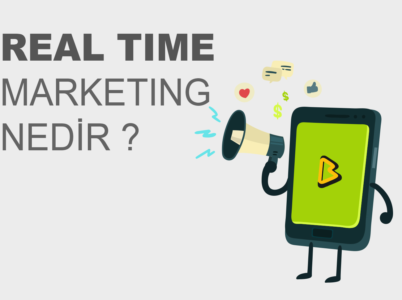 Real Time Marketing Nedir? Niye Önemlidir?