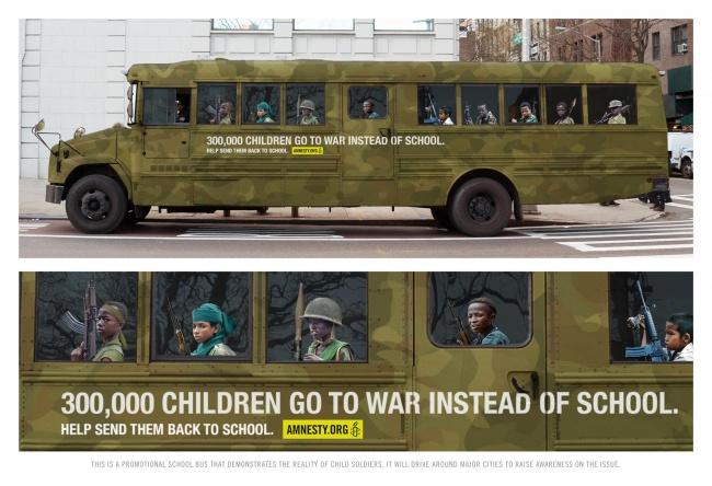 Savaşa Giden Çocuklar Kamu Spotu