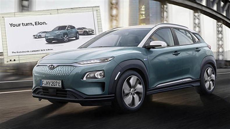 Hyundai: Senin Sıran Elon