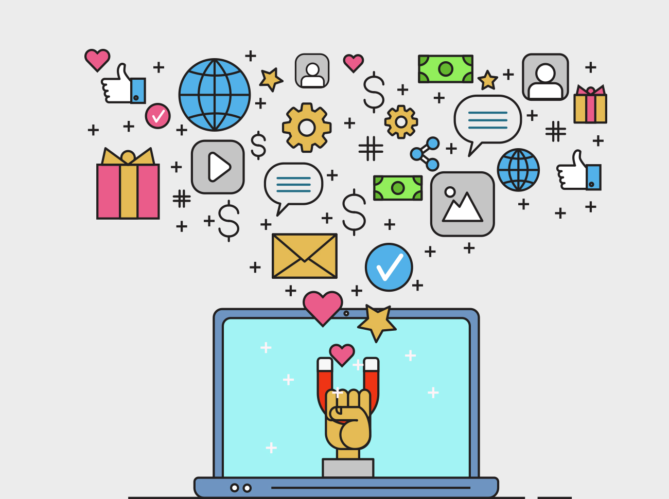 Sosyal PR teknolojileri