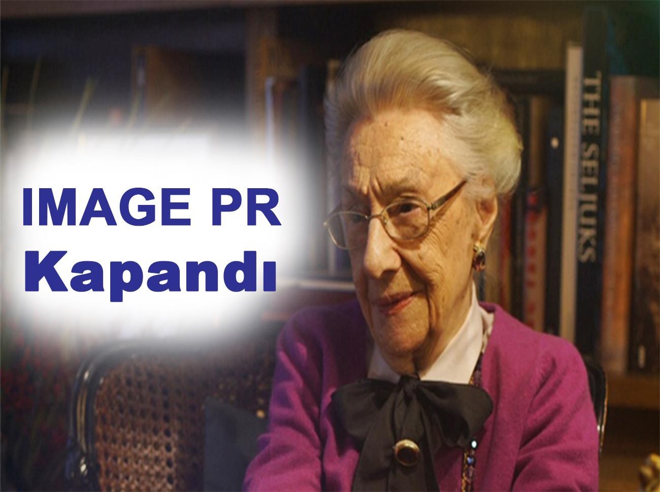 Türkiye'nin Köklü PR Ajanslarından Biri Olan Image PR Kapandı