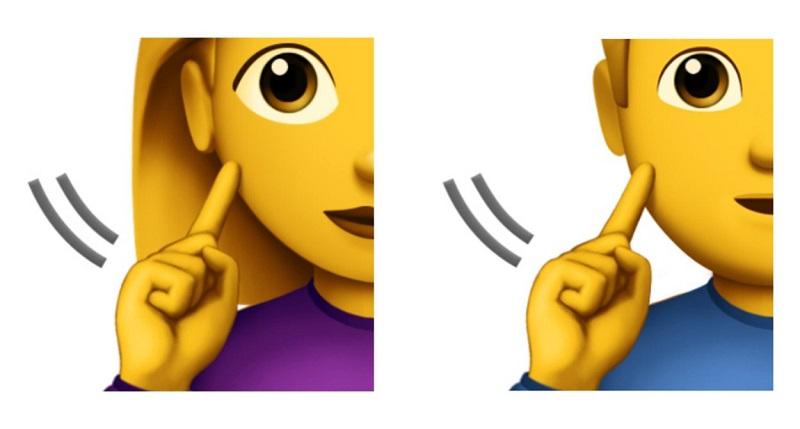 Apple Engelli Bireyleri Temsil Eden Emojiler Hazırlıyor