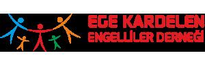 Ege Kardelen Engelliler Derneği Logo