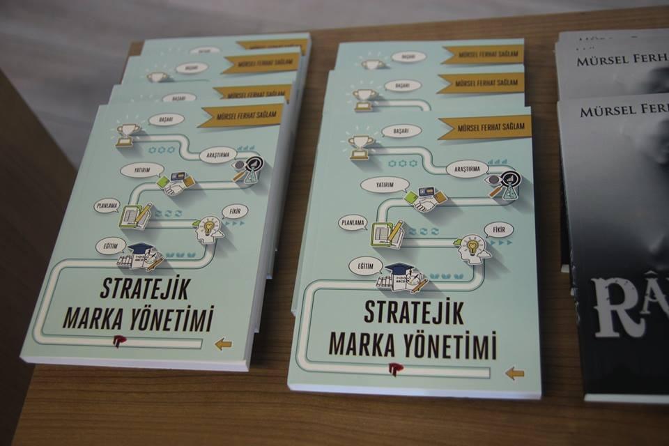 Stratejik Marka Yönetimi - Mürsel Ferhat Sağlam