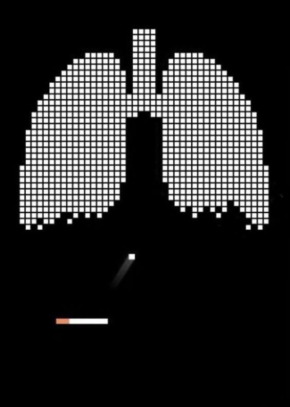 Sigaranın Zararları - Afiş