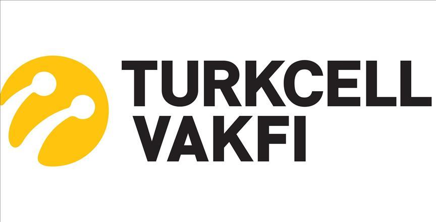Turkcell Vakfı Logo