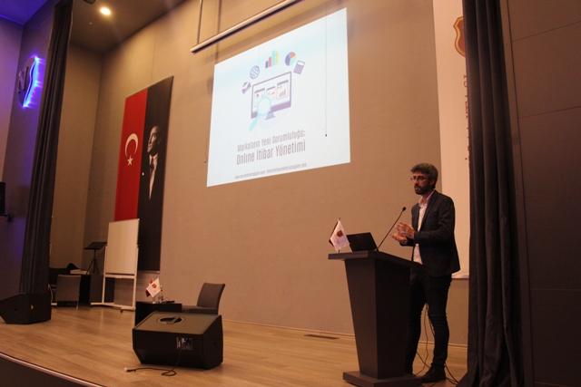 Dijital Markalaşma Zirvesi ne Dair Notlar - Mürsel Ferhat Sağlam Konferans