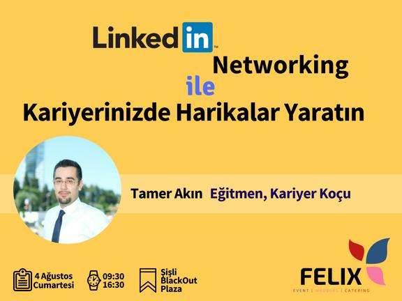 Linkedin Networking Etkinliği