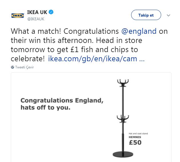 Yaratıcı İçerikler: IKEA Dünya Kupası