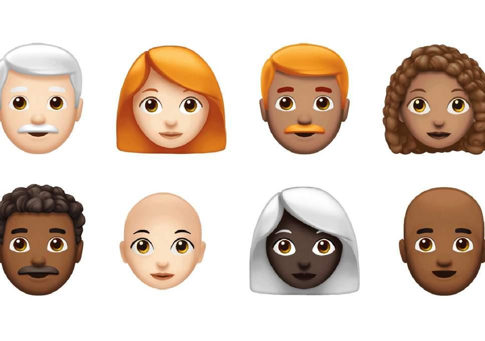 Apple Yeni Emoji Paketi