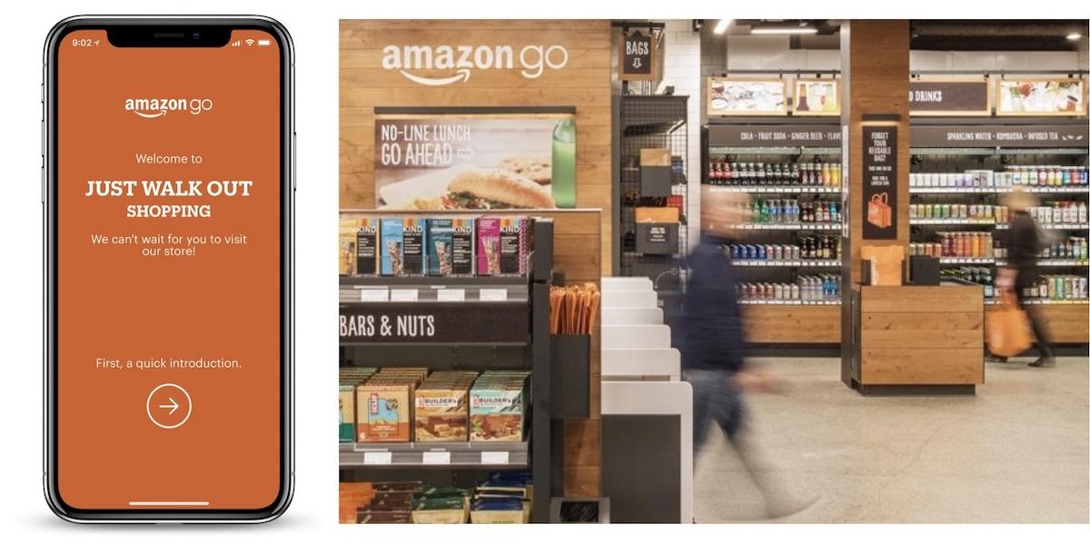 Amazon Go Hakkında Bilgi