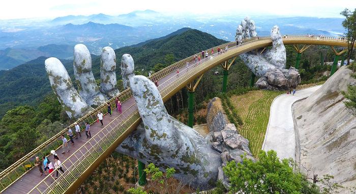 Vietnam'daki Fenomen Köprü