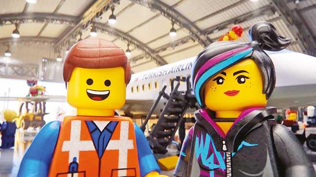 Türk Hava Yolları Lego Reklam Filmi