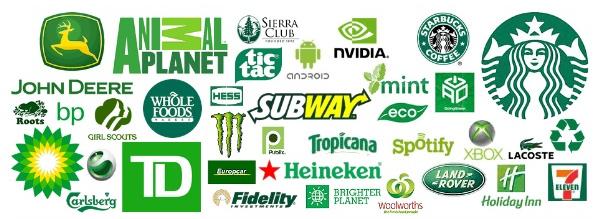 Yeşil Renk Kullanan Markalar