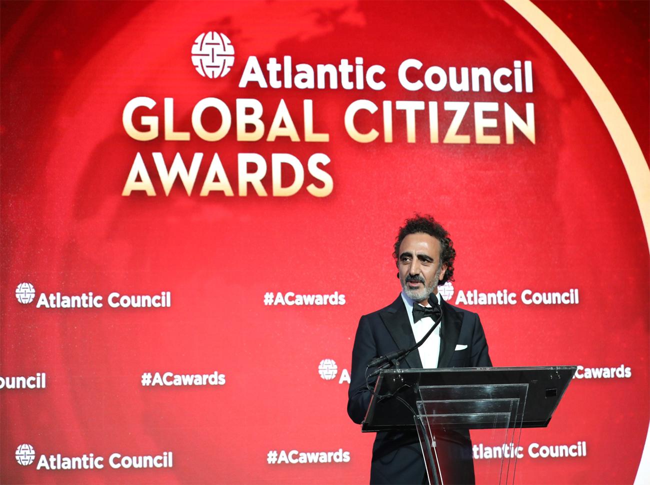 Küresel Vatandaşlık Ödülü Hamdi Ulukaya'nın