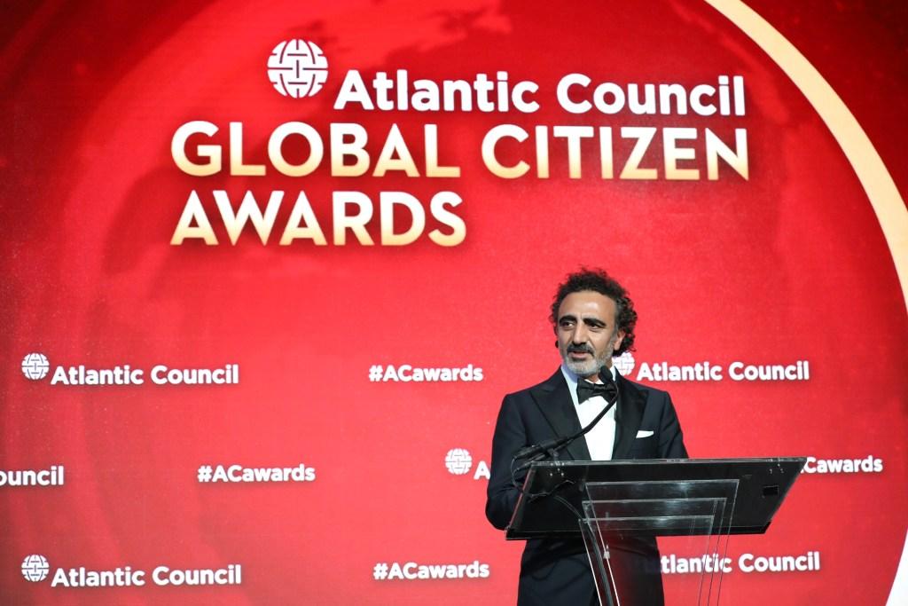 Hamdi Ulukaya Atlantik Konseyi