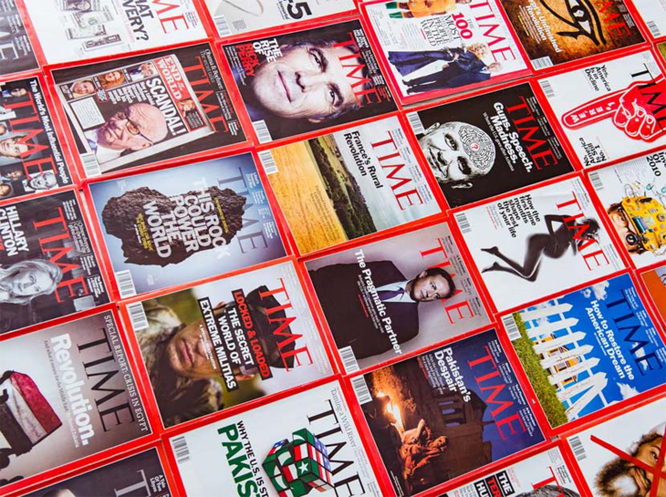 Tıme Dergisi Yine Satıldı