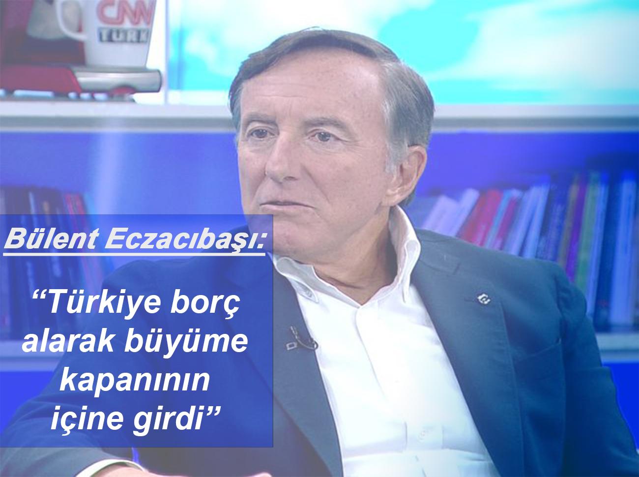 Bülent Eczacıbaşı Türk Ekonomisini Değerlendirdi