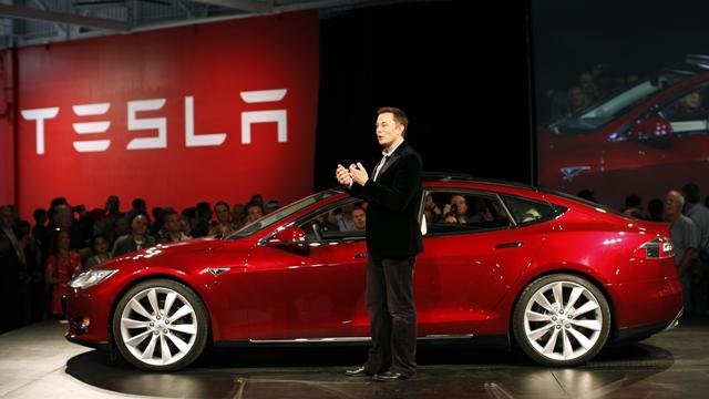 Tesla Motors Girişimi