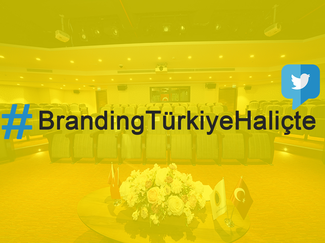 Branding Türkiye Haliç Üniversitesi'nde