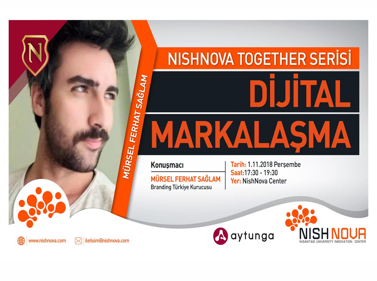 NishNova Together Serisi – Dijital Markalaşma