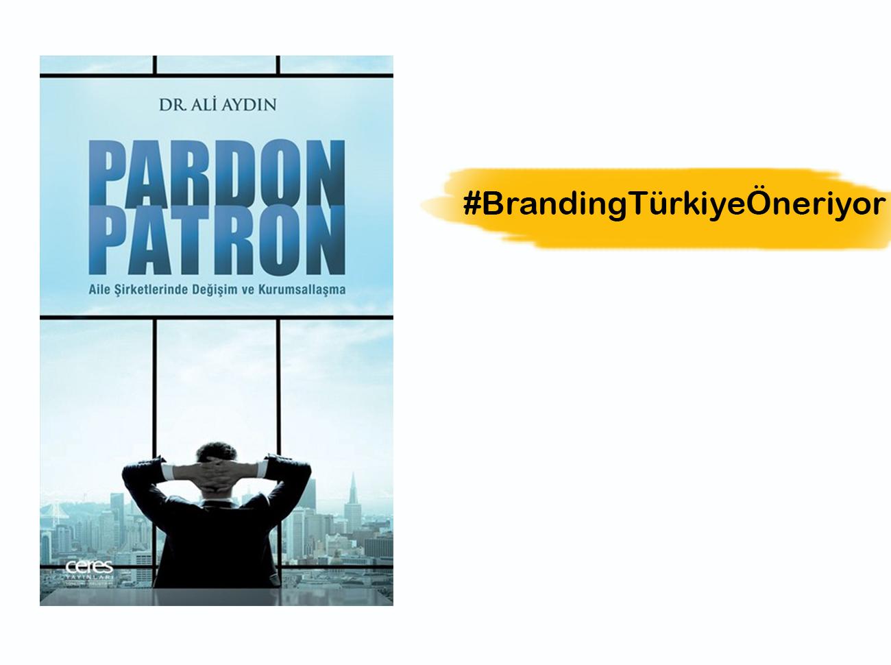 Pardon Patron – Ali AYDIN