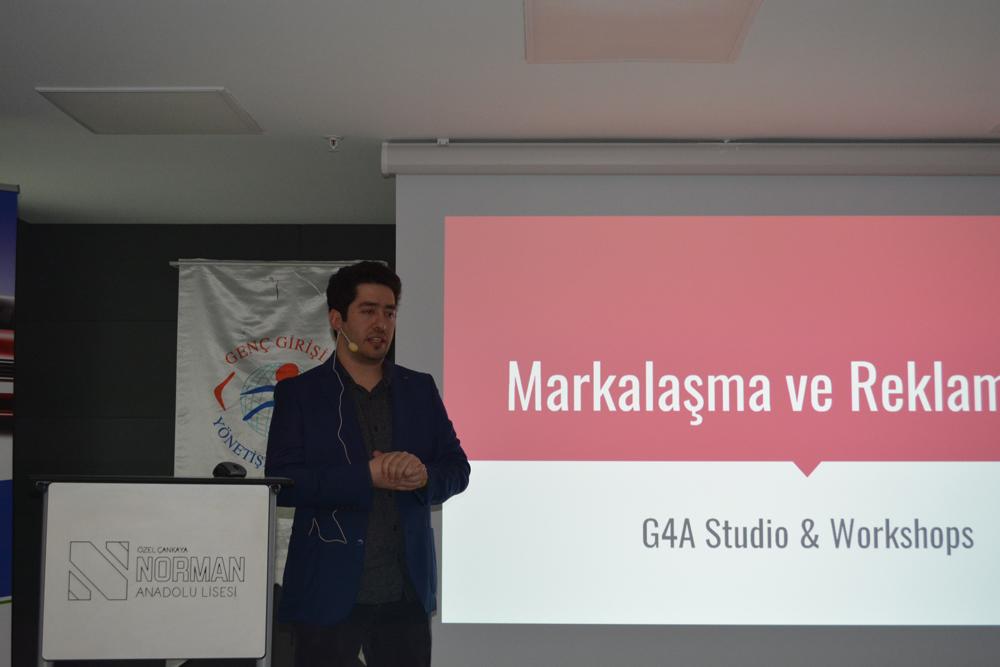 Hasan Yasin Türkyılmaz Konferans