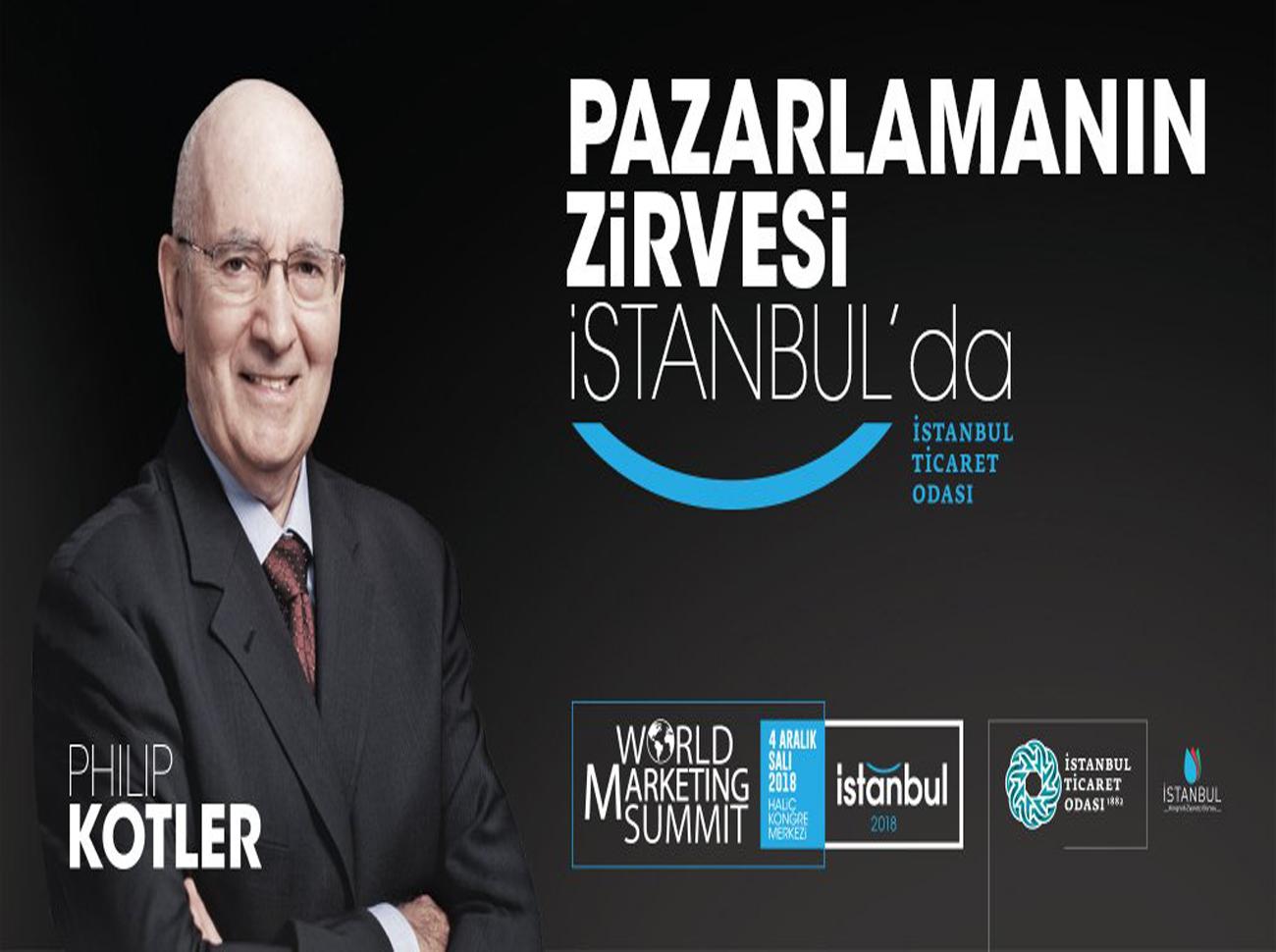 Pazarlama'nın Gurusu Philip Kotler Türkiye'ye Geliyor
