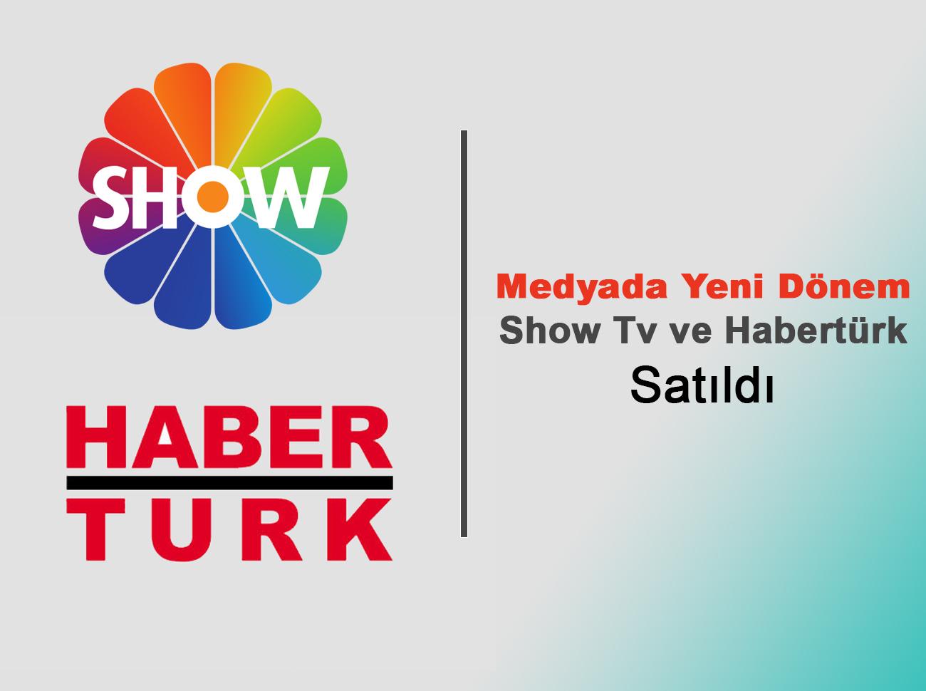 Show TV ve Habertürk Kazaklara Satıldı