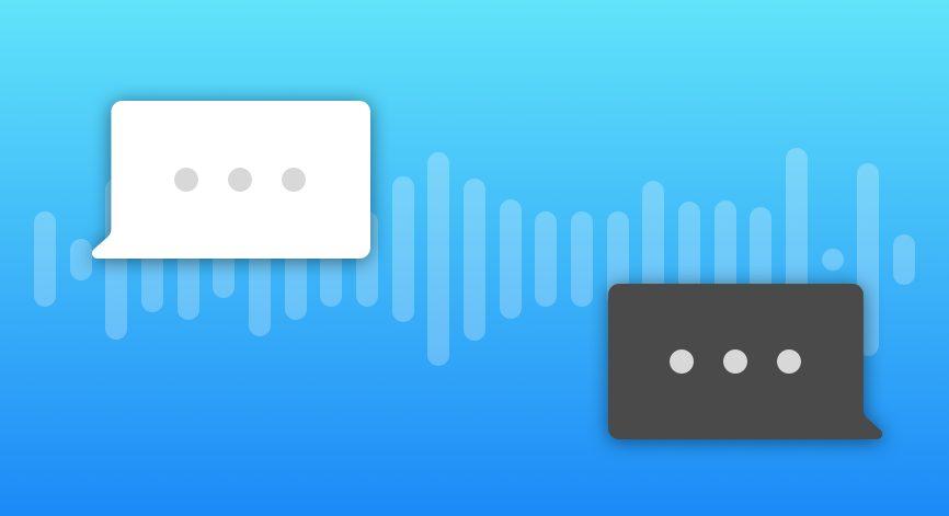 2019 UI & UX Tasarım Trendleri - Sesli UI Tasarımları