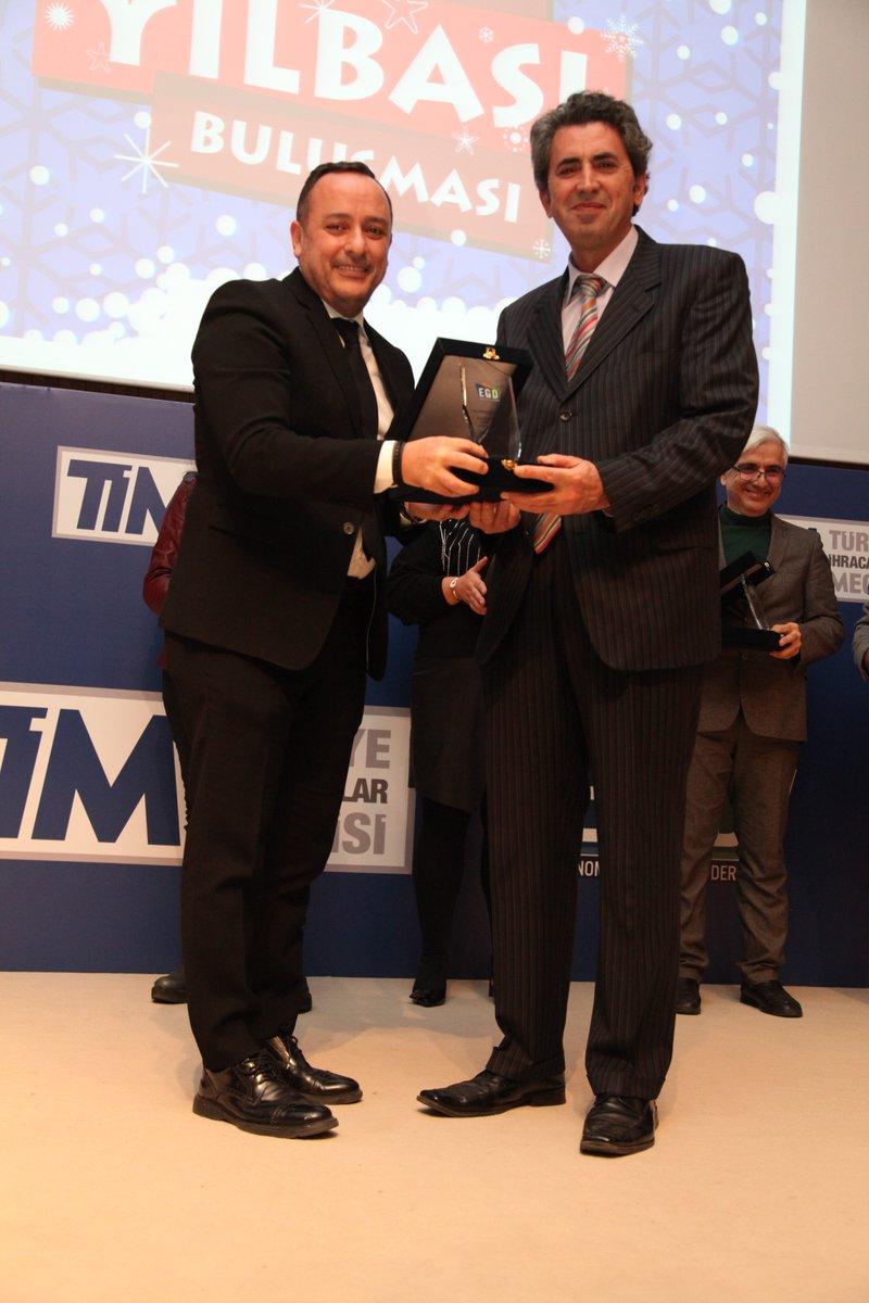 EGD Ödülleri Mustafa Haliloğlu