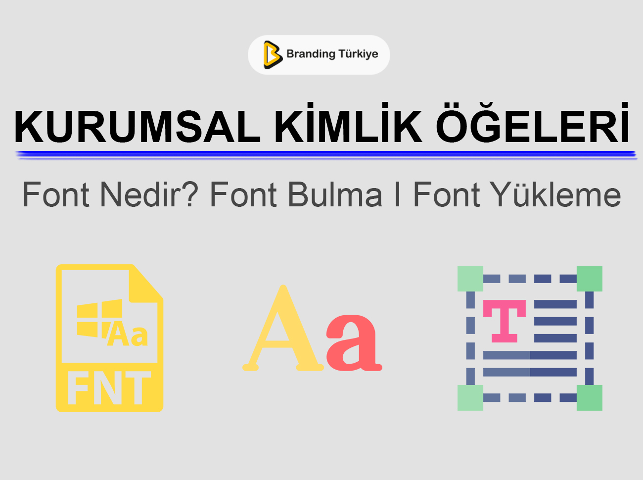 Font Nedir? Font Bulma Ve Font Yükleme