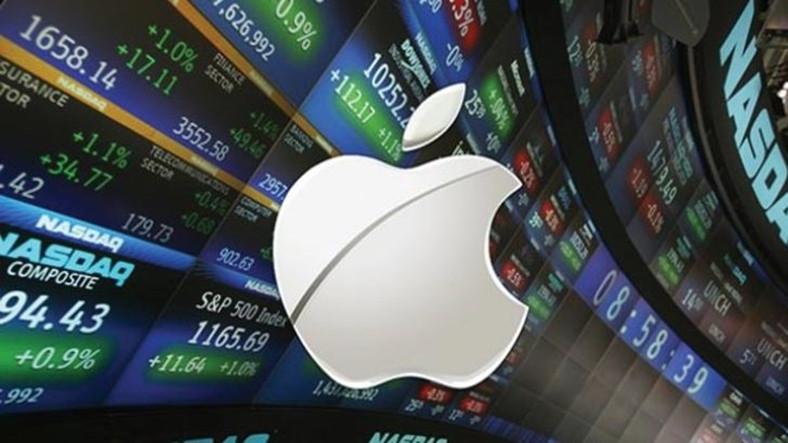 Apple Hisseleri Düştü