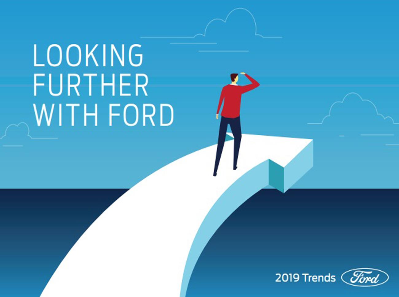 Ford 2019 Yılı Trend Raporu'nu Açıkladı