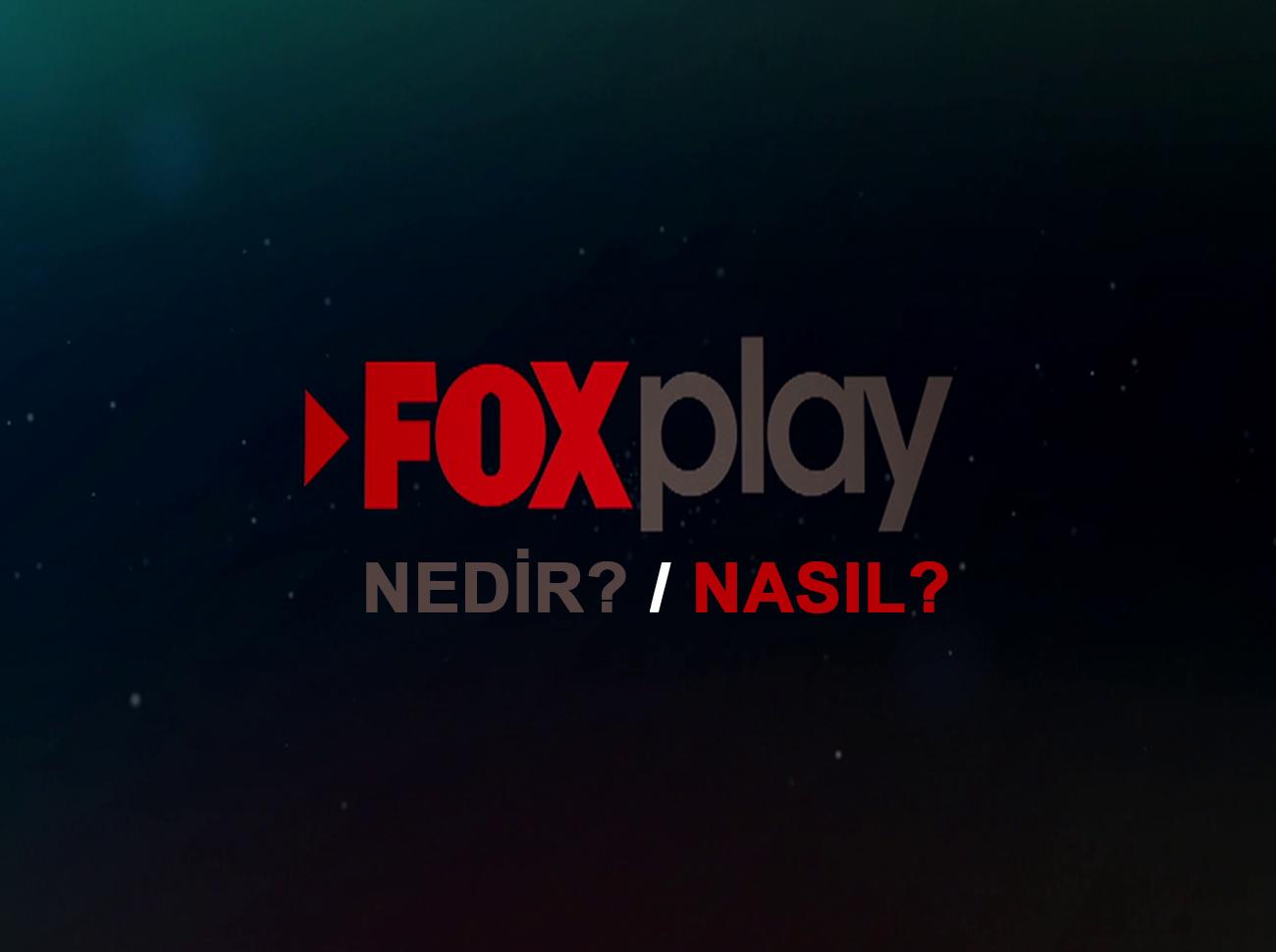 Fox'tan Yeni Bir Online Platform: FOXPlay