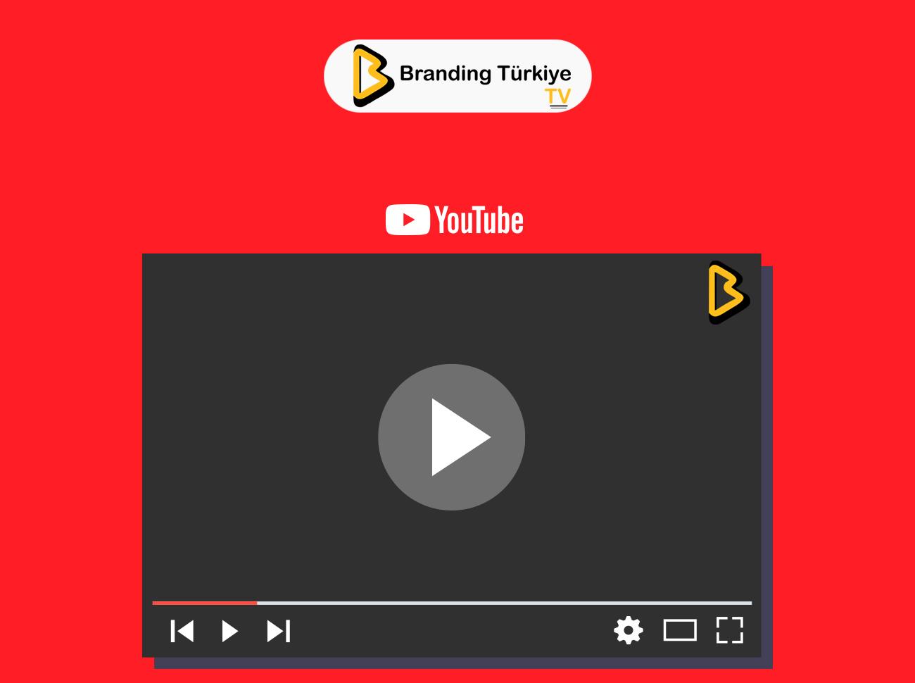 Branding Türkiye TV Yayında