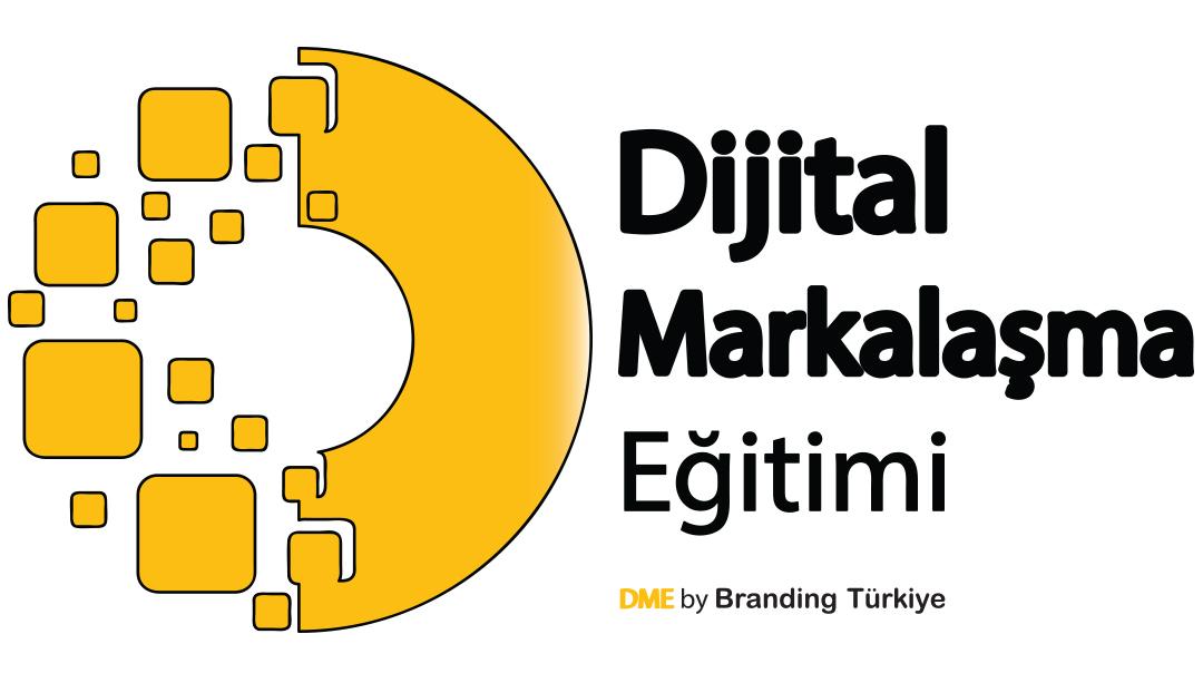 Dijital Markalaşma Eğitimi I DME Logo
