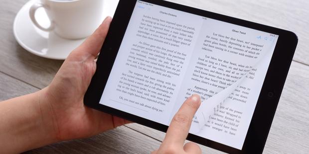 e-Kitap KDV İndirimi