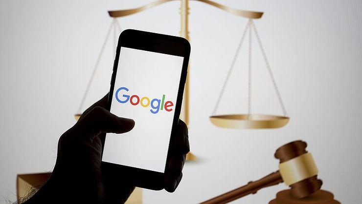 Fransa'dan Google'a Dava