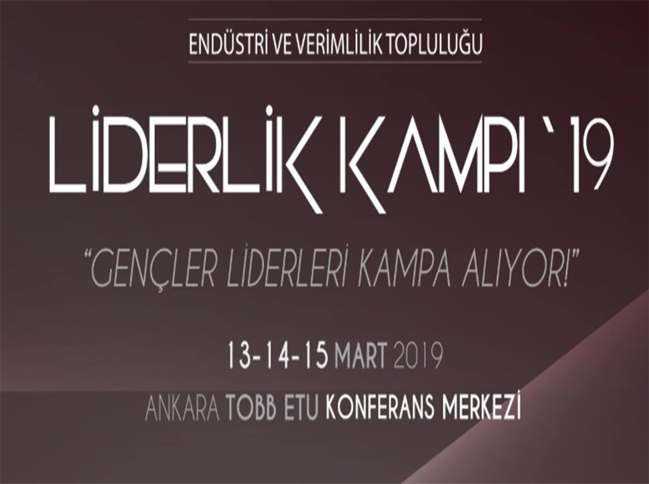 TOBB ETÜ Liderlik Kampı'19
