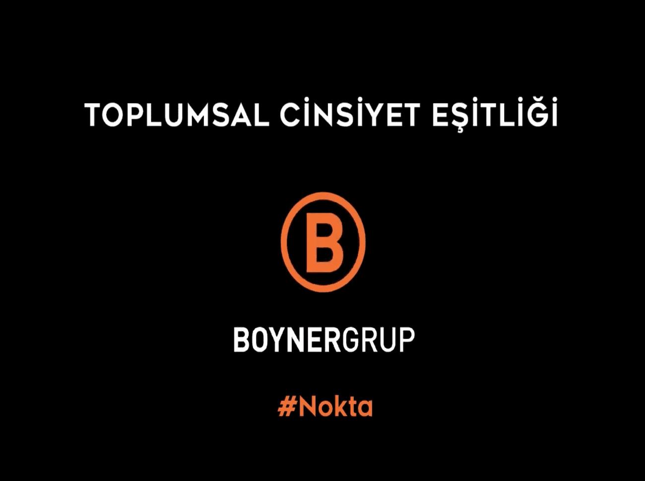 Boyner Grup'tan Kadınlar Günü Mesajı: Eşitlik Hakkım
