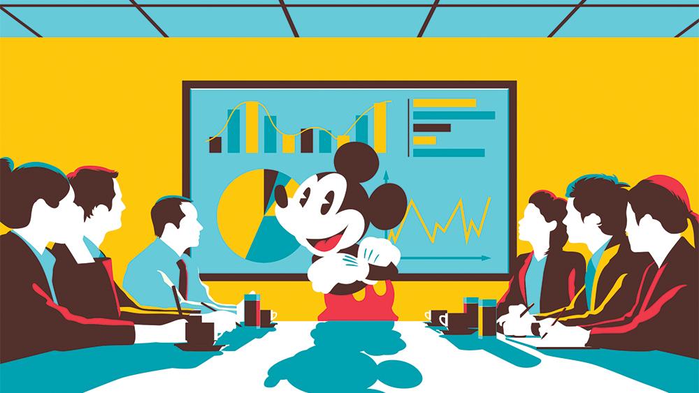 Disney Fox'u Satın Aldı