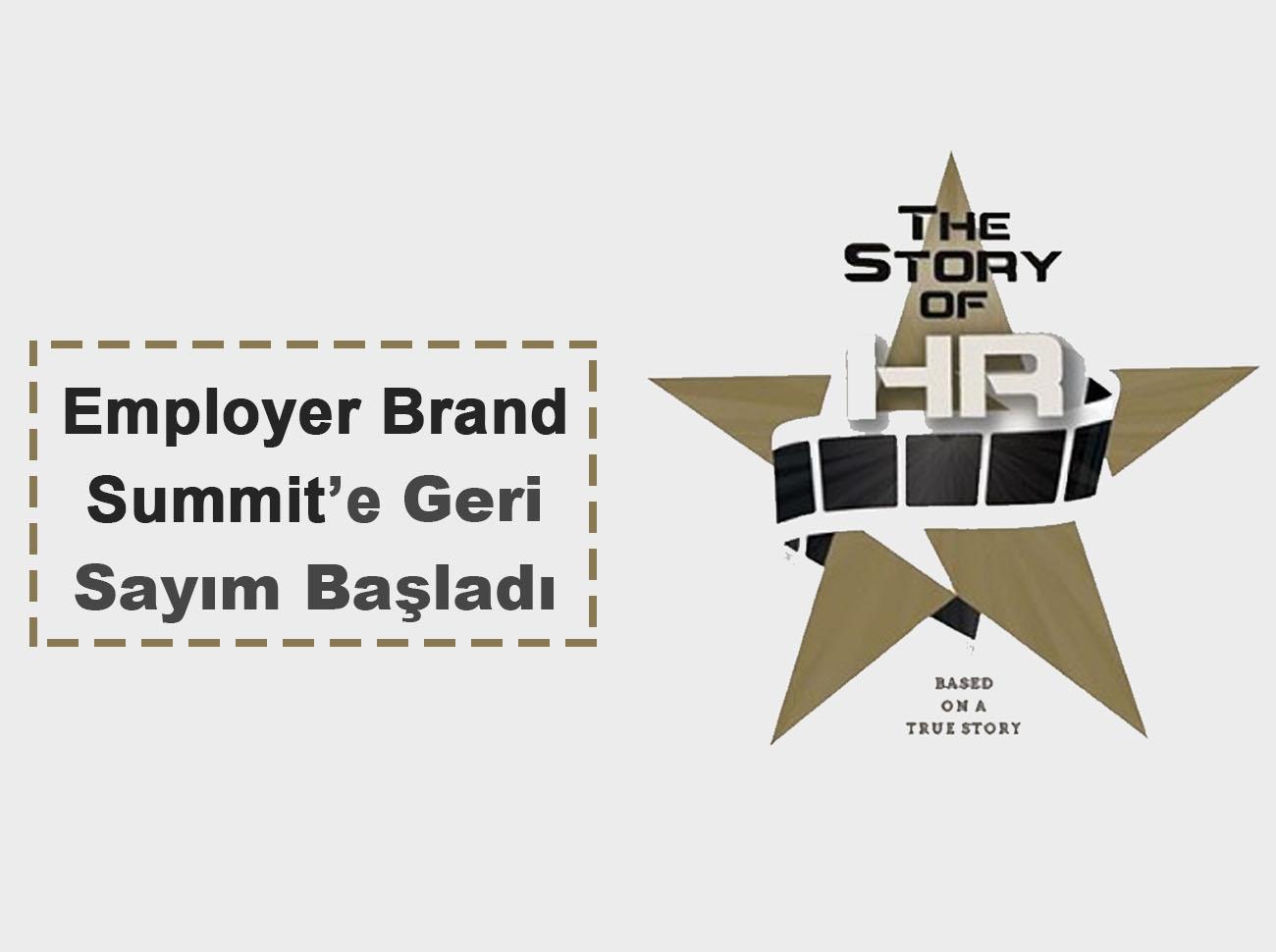 Employer Brand Summit'e Geri Sayım Başladı